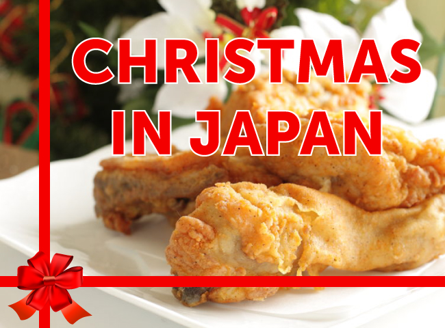 Christmas in Japan: Where Santa, Cake, and Chicken Collide