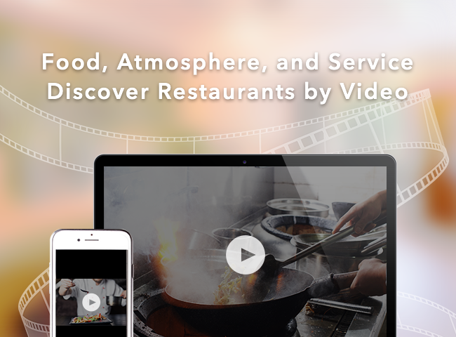 Restaurant introduction videos for 4 restaurants have been added.