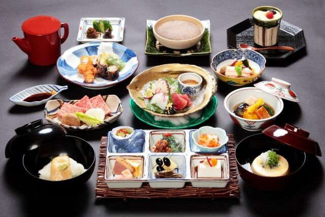 [EXPERIENCE OSAKA KAPPOU(Japanese Cooking)] Special 12,000 Yen Course (dinner)
