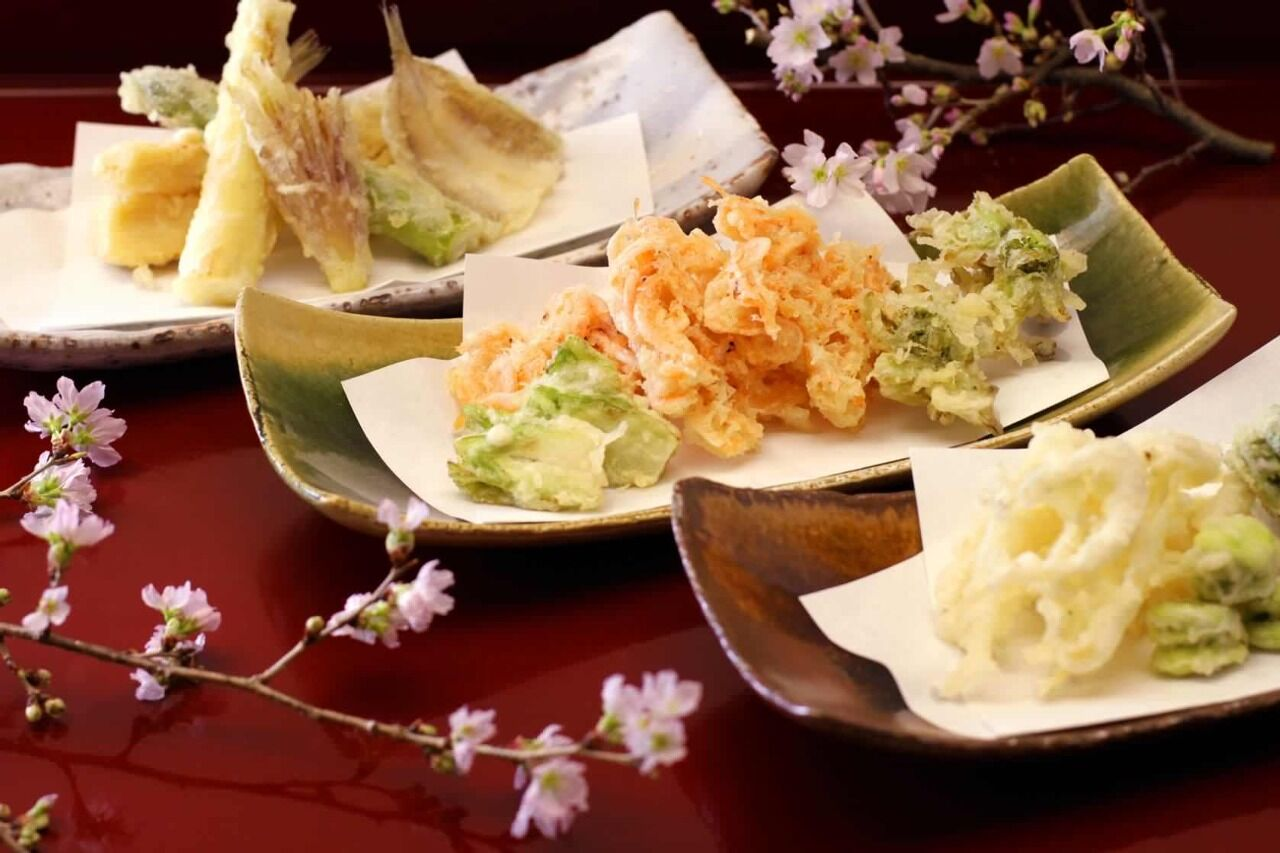 [EXPERIENCE OSAKA KAPPOU(Japanese Cooking)]  Lunch 8,316 Yen Special Course