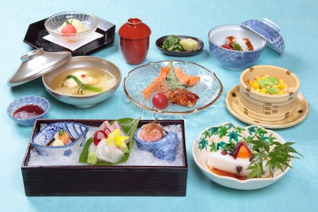 [EXPERIENCE OSAKA KAPPOU(Japanese Cooking)] Special 5,000 Yen Course (lunch)