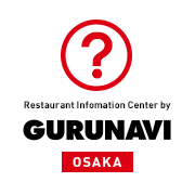 Osaka Restaurant Information Center by GURUNAVI