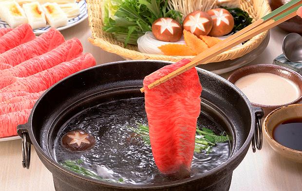 KISOJI, shabu-shabu and sukiyaki