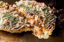 Dotonbori okonomiyaki
