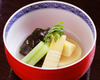 "Kyoto style kaiseki meal""Yokobue"" * Reservations required"