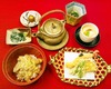 Tai Cha (Snapper & Green Tea) Zen