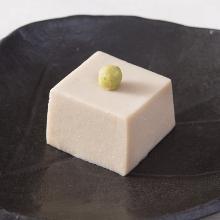 Sesame tofu