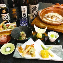 8,640 JPY Course (5 Items)