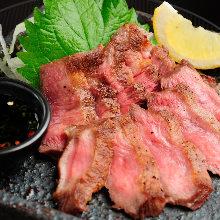 Tongue steak