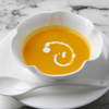 Various types of soup
