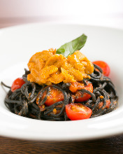 Pasta with Sea Urchin