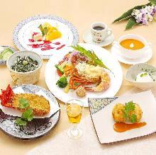 Luxury Lunch