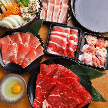 3,500 JPY Course (47 Items)