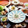 ◆Pike conger nabe (hot pot) course (Dojima) 【June ~ September】