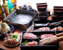 3,850 JPY Course (8  Items)