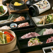 5,000 JPY Course (10 Items)