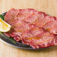 Premium beef tongue