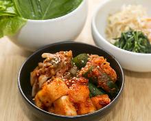 Chinese cabbage kimchi