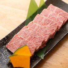 Premium Wagyu beef kalbi