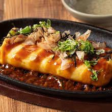 Akashi-style takoyaki