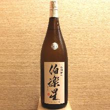 Hakurakusei Tokubetsu Junmai