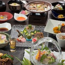 9,260 JPY Course (13 Items)