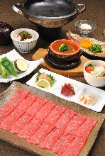 4,200 JPY Course (6 Items)