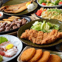 4,000 JPY Course (12  Items)