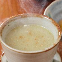 Collagen soup