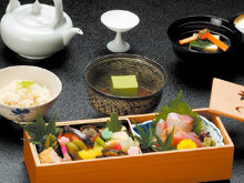 Seasonal meal set