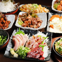 3,500 JPY Course (10 Items)