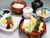 Japanese set menu