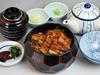 Ohitsumabushi (sliced grilled eel on rice)