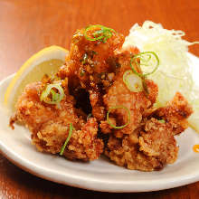 Chicken with fragrant sauce