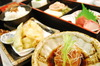 Yamato-An specialty Gozen meal