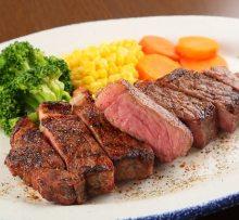 Sirloin steak