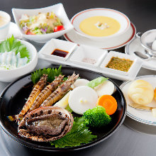 14,000 JPY Course (9 Items)