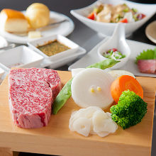 21,000 JPY Course (8 Items)