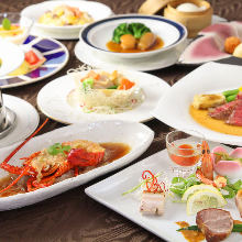 25,000 JPY Course (9 Items)