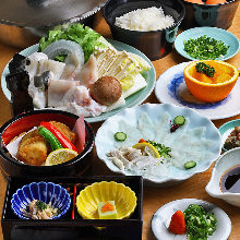 5,400 JPY Course (6 Items)