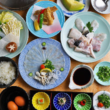 8,600 JPY Course (7 Items)