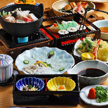 10,800 JPY Course (7 Items)