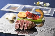Extra premium tenderloin steak