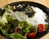 Recommended: Korean-style torn-leaf salad