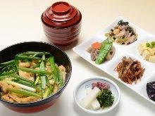 """""""Kinugasa"""" rice bowl"""