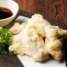 Chicken tempura