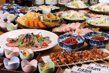 5,000 JPY Course (8 Items)