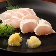 Chicken tenderloin (sashimi)