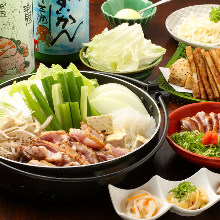 4,000 JPY Course (7 Items)