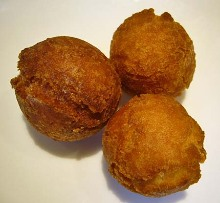 Sata andagi (Okinawan doughnuts)